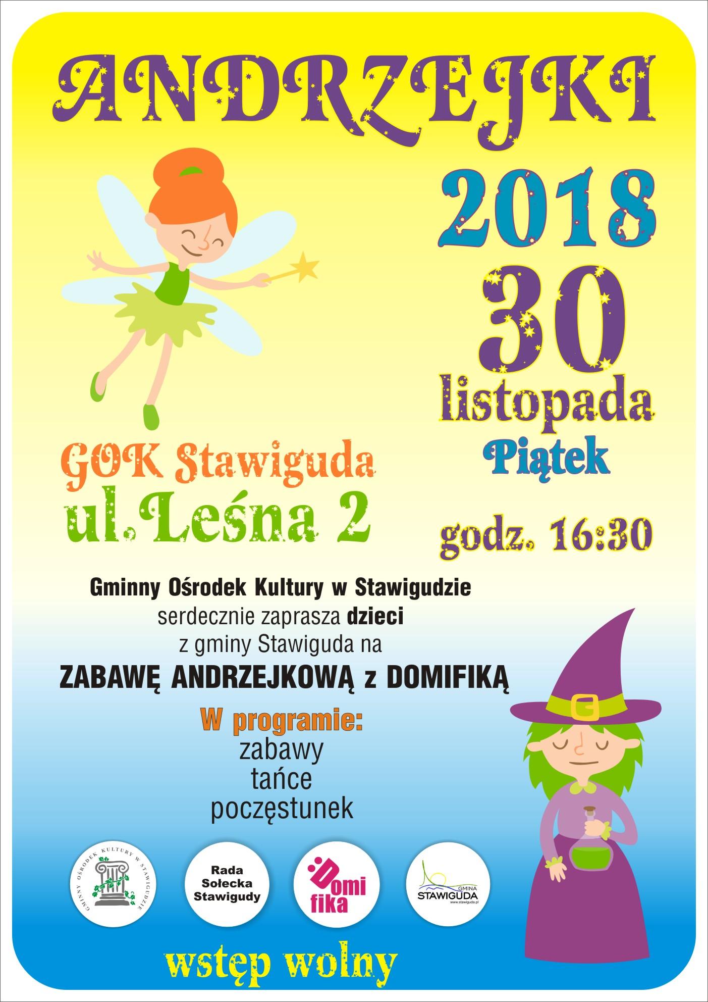 Zabawa Andrzejkowa Aktualności Gmina Stawiguda